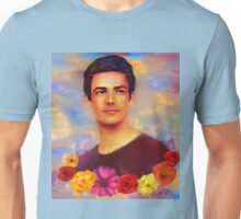 Barry with Flowers Unisex T-Shirt
