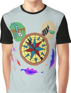 Poca Ears Graphic T-Shirt