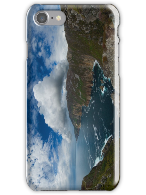Bunglas Cliffs iPhone by George Row