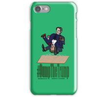 #JumpWithJill and #DumpTheTrump! iPhone Case/Skin