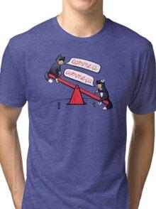 Seesaw Life Tri-blend T-Shirt