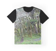 Ethereal Path  Graphic T-Shirt