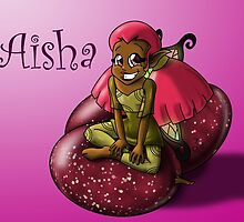 Passion Fruit Fairy Aisha by treasured-gift