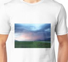 Summer Storm in the Valley Unisex T-Shirt