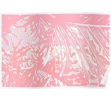 Pink Tropics Poster