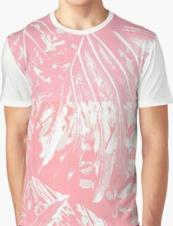 Pink Tropics Graphic T-Shirt