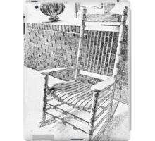 Sketchy Seating iPad Case/Skin