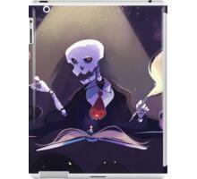 Death writes a fanfiction iPad Case/Skin