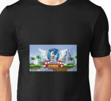 Sonic The Hedgehog 25th Anniversary Unisex T-Shirt