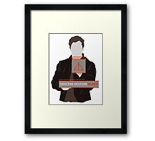 Star lord Framed Print