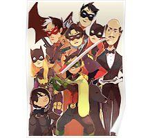 Batfamily Poster