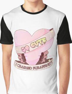 So Cute I Crashed Furaffinity Graphic T-Shirt