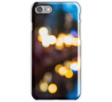 Amsterdam Red Light District iPhone Case/Skin