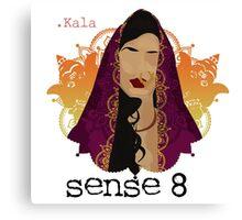 Kala Dandekar - Sense8 Canvas Print