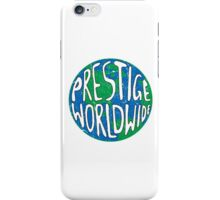 Vintage Prestige Worldwide iPhone Case/Skin