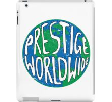 Vintage Prestige Worldwide iPad Case/Skin