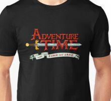 adventure time logo Unisex T-Shirt