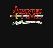adventure time logo Unisex T-Shirt