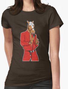 Mister Eddie Murphy Womens Fitted T-Shirt