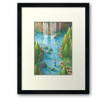 Dawn of Adventure : Holy Sword (28 left) Framed Print