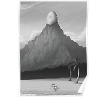 Dawn of Adventure : The Egg on the Mountain (15 left) Poster