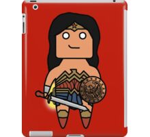 Wonder Woman! iPad Case/Skin