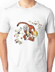 calvin and hobbes 1 Unisex T-Shirt