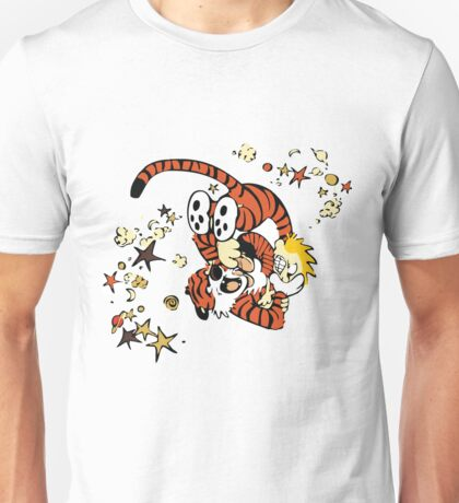calvin and hobbes 1 Unisex T-Shirt