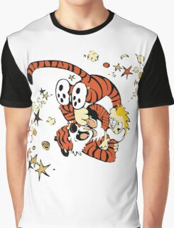 calvin and hobbes 1 Graphic T-Shirt