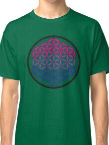 bisexual sacred geometry Classic T-Shirt