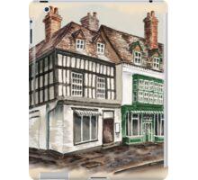 High St, Bridgnorth, Shropshire iPad Case/Skin