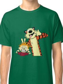 calvin and hobbes 2 Classic T-Shirt
