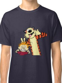 calvin and hobbes 2 Classic T-Shirt