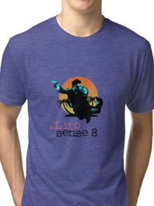 Lito - Sense8 Tri-blend T-Shirt