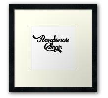 Providence 3 Framed Print