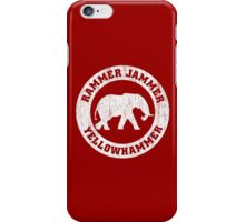 Vintage Rammer Jammer iPhone Case/Skin