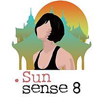 Sun - Sense8 Photographic Print