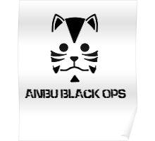 Anbu Black Ops Poster
