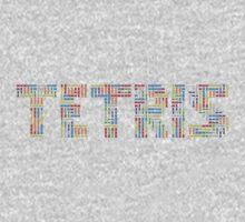 Tetris One Piece - Short Sleeve