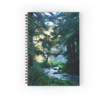 New Zealand Forest Spiral Notebook