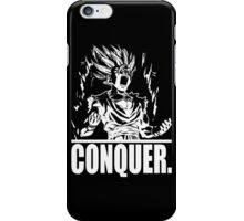CONQUER (Teen Gohan) iPhone Case/Skin