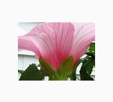 Pink Hibiscus Ready To Bloom Unisex T-Shirt