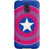 Bi Cap Samsung Galaxy Case/Skin
