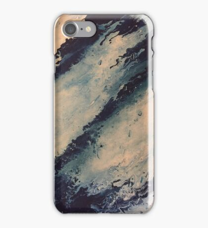 Waves or Clouds? iPhone Case/Skin
