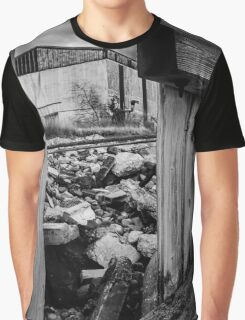 Urban Decay - Shipyard | East Marion, New York  Graphic T-Shirt