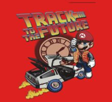 Track to the future Kids Clothes