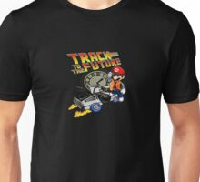 Track to the future Unisex T-Shirt
