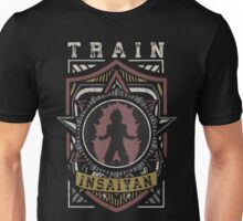 TRAIN INSAIYAN (Shield) Unisex T-Shirt