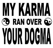 My Karma by JamesChetwald