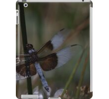 A quiet place iPad Case/Skin